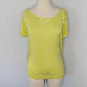 August Silk Kinetic Lime Size Large New with Tags